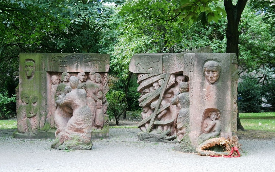 Monday's Monument:  Block der Frauen, Berlin, Germany