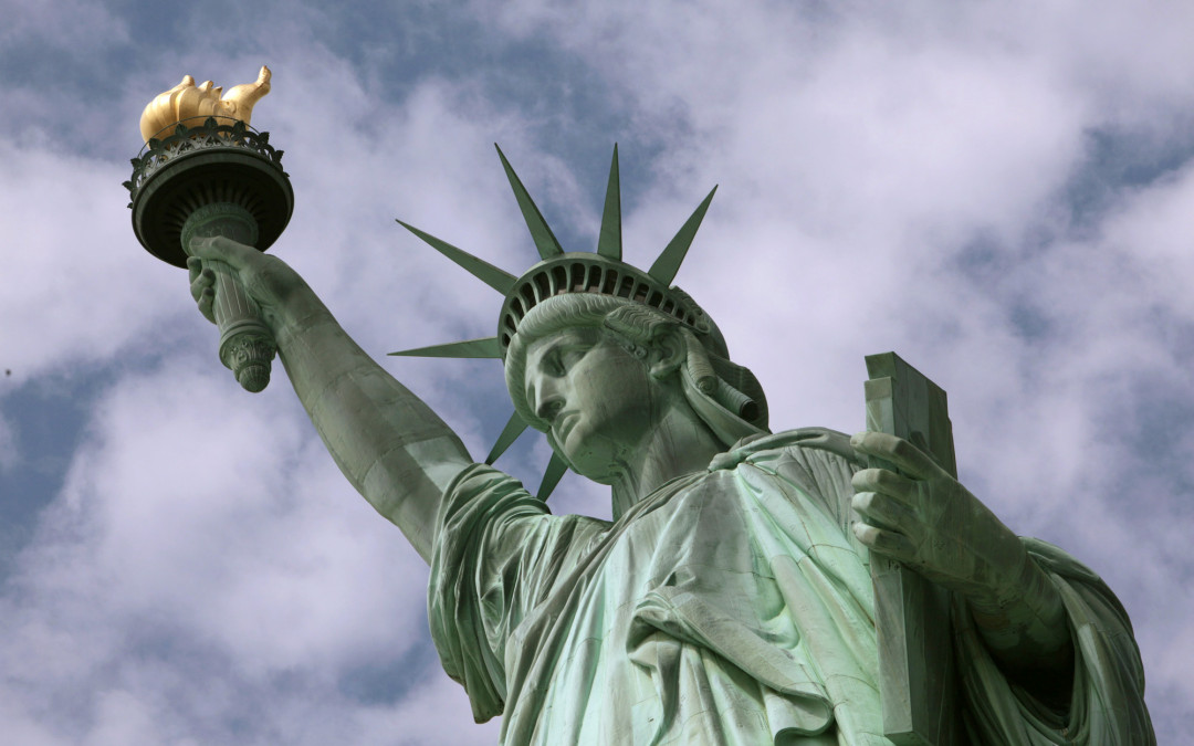Monday's Monument: The Statue of Liberty, New York, NY