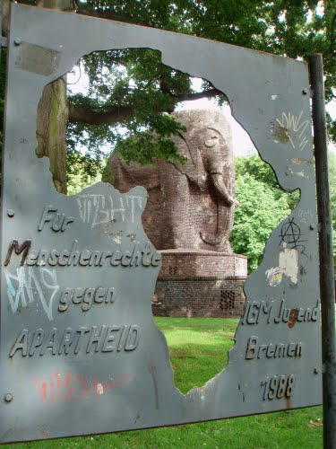 Monday's Monument: Reichs[anti]kolonialehrendenkmal, Bremen, Germany