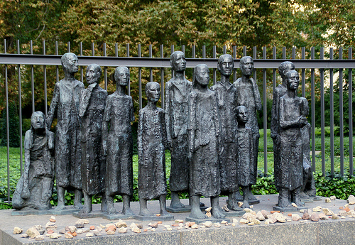 Monday's Monument: Monument to the Jewish victims of fascism, Berlin, Germany