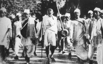 Sermon: Gandhi & the Seven Deadly Social Sins