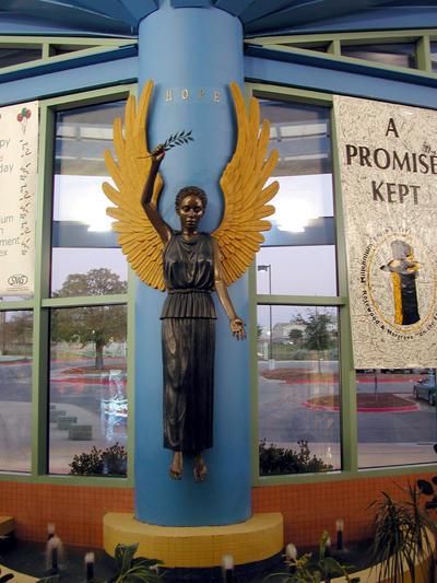 Monday's Monument: Spirit of Hope, Austin, Texas