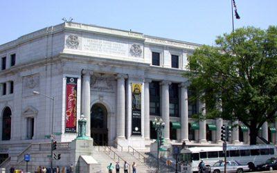 """Monday's Monument: """"The Letter,"""" US Postal Museum, Washington, DC"""