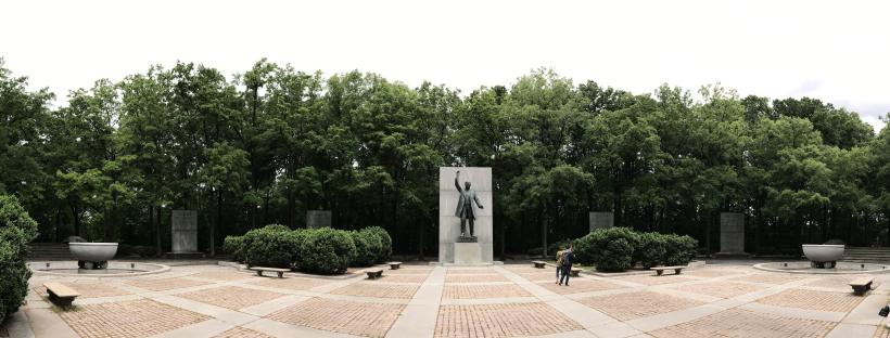 Monday's Monument: Theodore Roosevelt Island National Memorial, Washington, D.C.