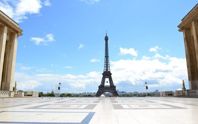 Monday's Monument: Esplanade des Droits de L'homme, Paris, France