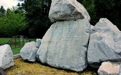 Monday's Monument: 12 Stones, Selma, Alabama