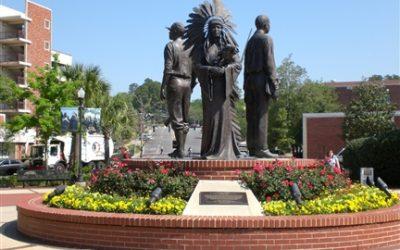 Monday's Monument: Integration, FSU, Tallahassee, Florida