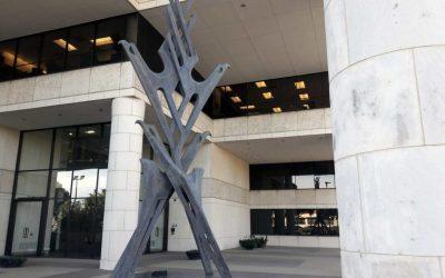 Monday's Monument:  Las Aves de la Libertad, San Antonio, Texas