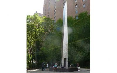 Monday's Monument: Ralph Bunche Park, New York, New York