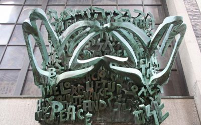 Monday's Monument: Hands of Peace, Chicago, IL