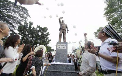 Monday's Monument: Jose W. Diokno Statue, Manila, Philippines
