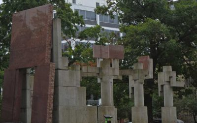 Monday's Monument: Canadian Tribute to Human Right Monument, Ottawa, Canada