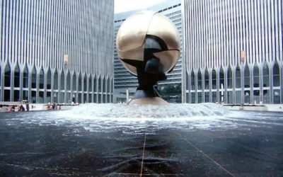 Monday's Monument: The Sphere, New York, New York