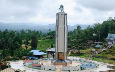 Monday's Monument: Bukit Kasih, Kanonang Village, Indonesia