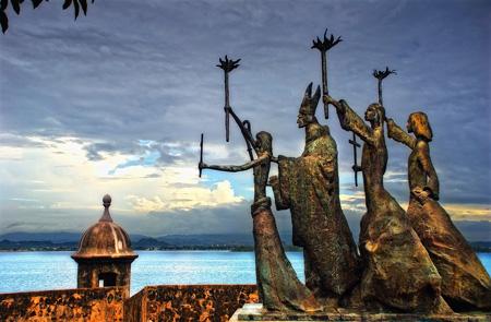 Monday's Monument: La Rogativa, San Juan, Puerto Rico