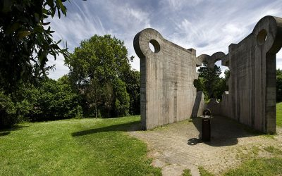 Monday's Monument: Gure Aitaren Etxea (Our Father's House), Guernica, Spain