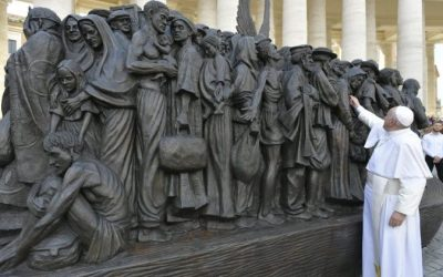 Monday's Monument: Angels Unawares, Vatican City