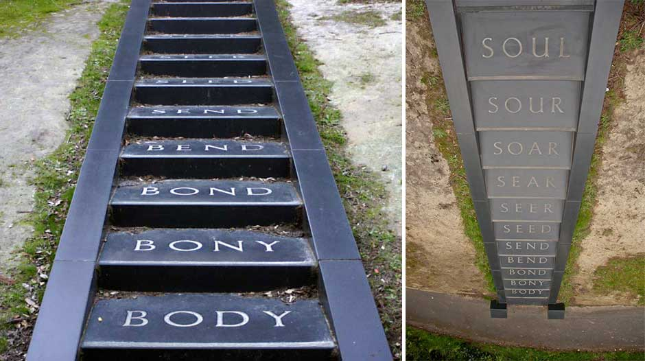 Monday's Monument: Body To Soul, Wellington, New Zealand