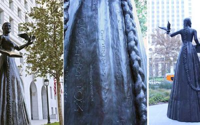 Monday's Monument: Embodied, Los Angeles, California