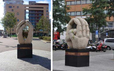 Monday's Monument: Tolerance Monument, Hilversum, The Netherlands