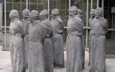 Monday's Monument: The Petrified, Geneva, Switzerland