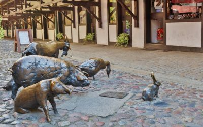 Monday's Monument: Monument In Honor of the Slaughtered Animals, Wroclaw, Poland
