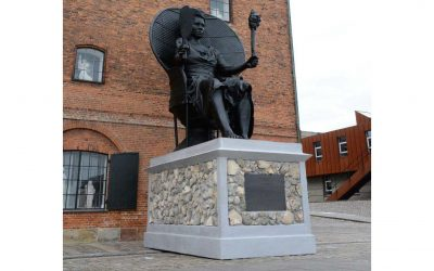 Monday's Monument: I Am Queen Mary, Copenhagen, Denmark