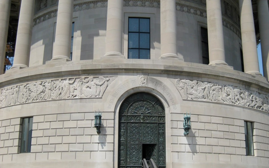Monday's Monument: The Triumphs of Peace Endure, Elks Veterans Memorial, Chicago, IL