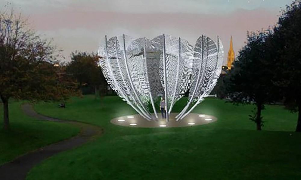 Monday's Monument: Kindred Spirits, County Cork, Ireland