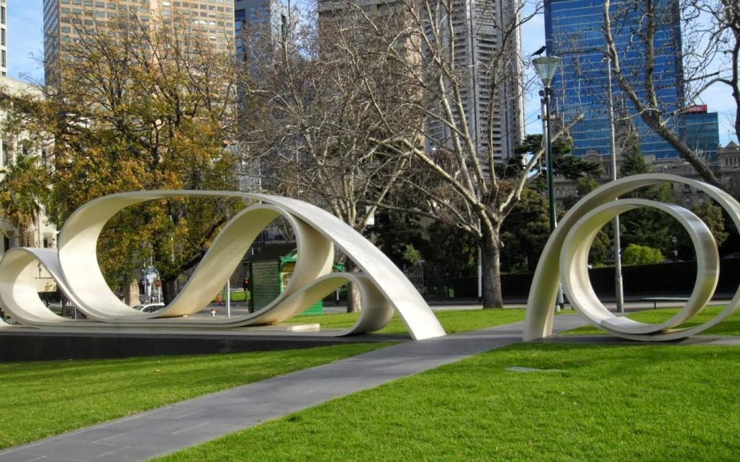 Monday's Monument: Great Petition, Melbourne, Australia