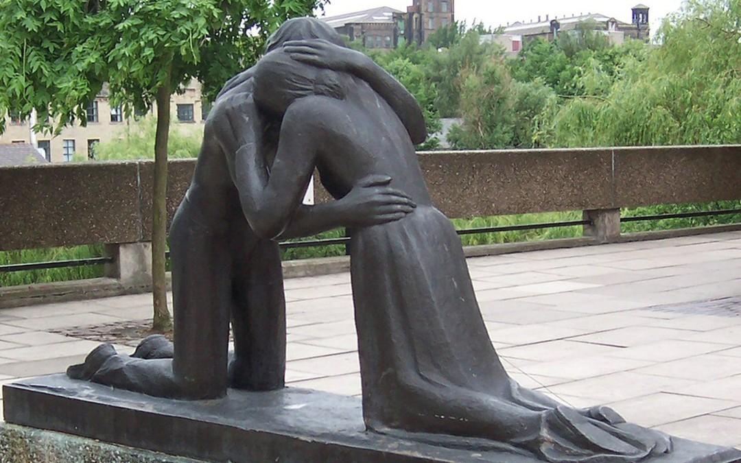 Monday's Monument: Reconciliation, Bradford, England