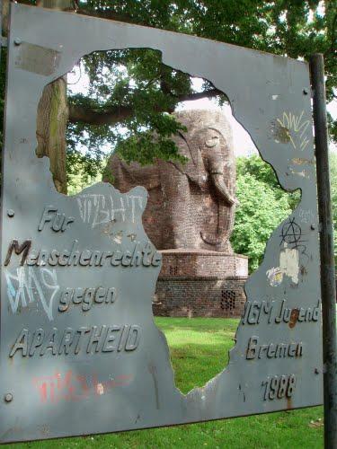 Monday's Monument: Reichs[anti]kolonialehrendenkmal, Bremen, Germany