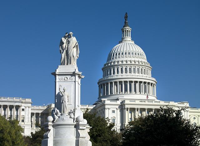 Monday's Monument: Peace Monument, Washington, DC