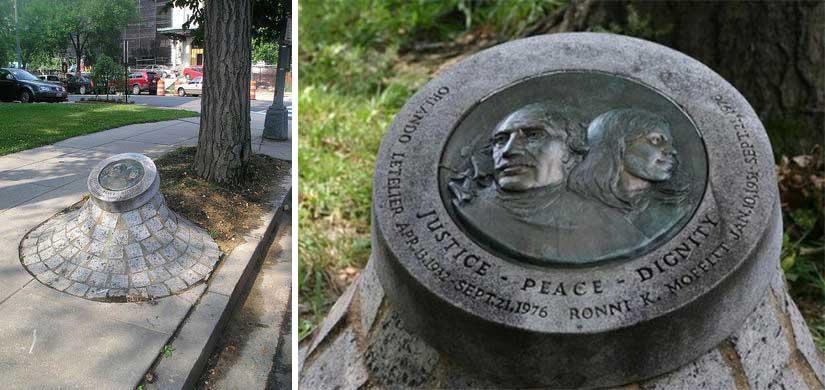 Monday's Monument: Letelier-Moffitt Monument, Washington, DC