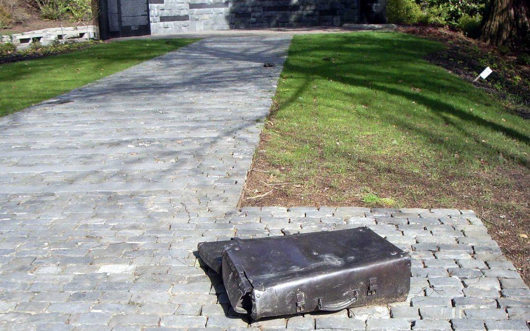 Monday's Monument: Holocaust Memorial, Portland, Oregon