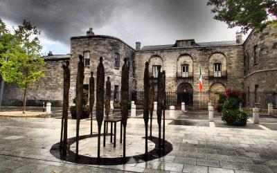 Monday's Monument: Baile Átha Cliath (Proclamation), Dublin, Ireland