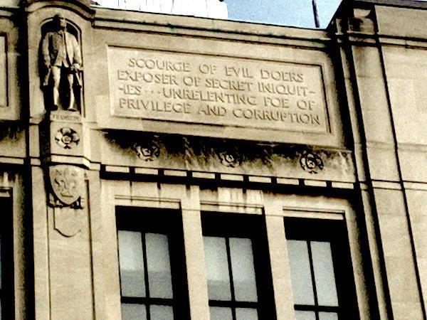 Monday's Monument: Detroit News Building, Detroit, Michigan