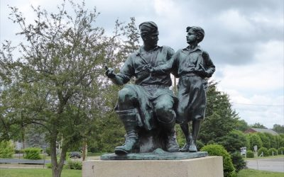 Monday's Monument: It Shall Not Be Again, Orange, Massachusetts