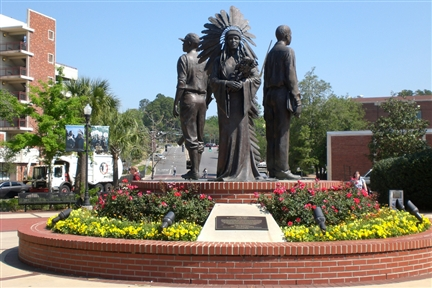 Monday's Monument: Integration, FSU, Tallahassee, Florida