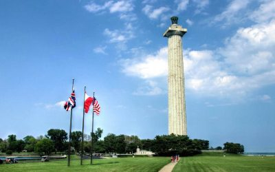 Monday's Monument: Perry's Victory and International Peace Memorial, Put-In-Bay, Ohio