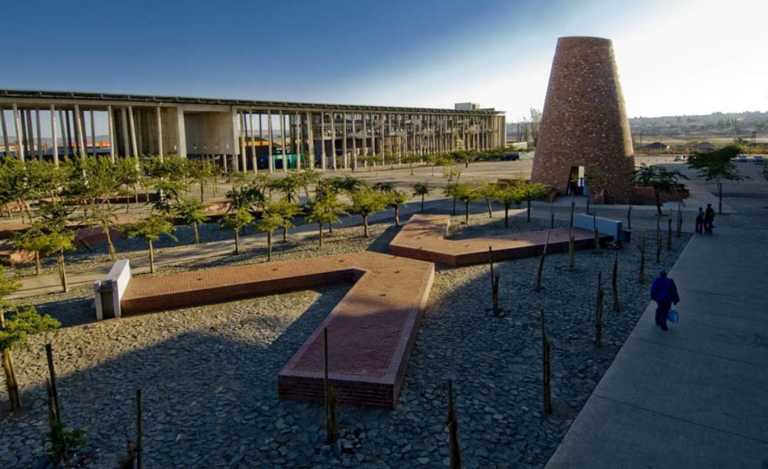 Monday's Monument: Freedom Charter Monument, Kliptown, Soweto, South Africa