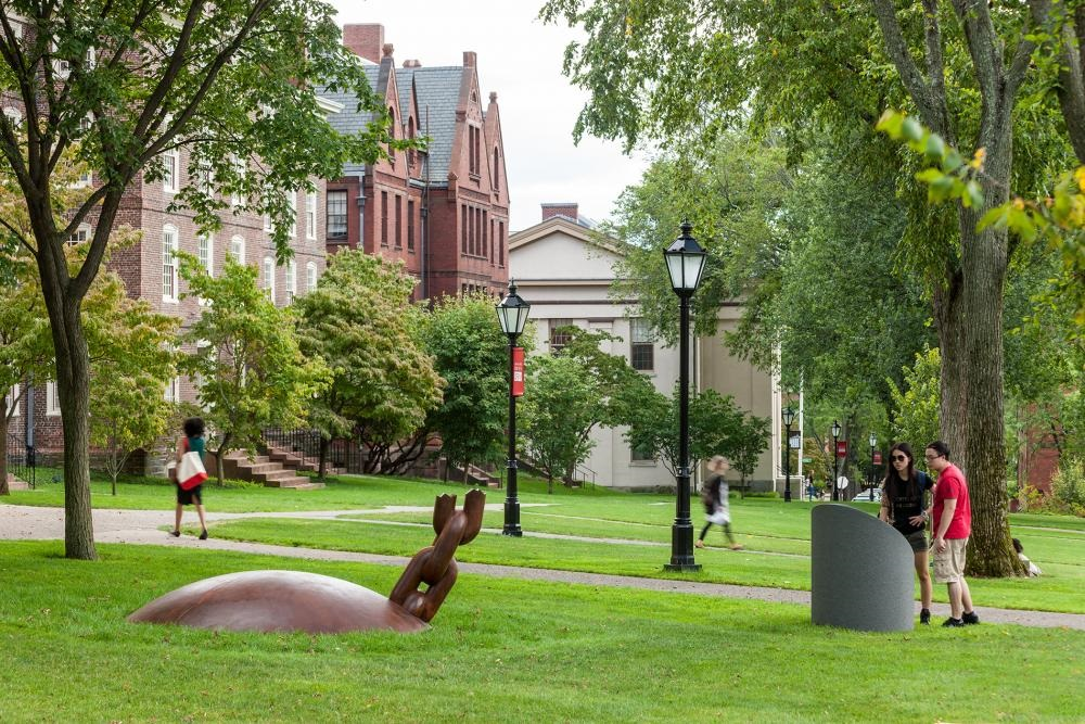 Monday's Monument: Brown University Slavery Memorial, Providence, Rhode Island