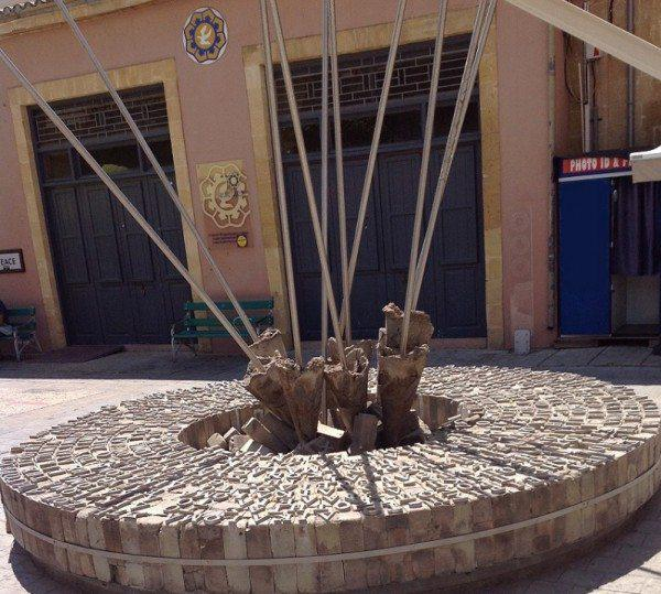 Monday's Monument: Resolution, Nicosia, Cyprus