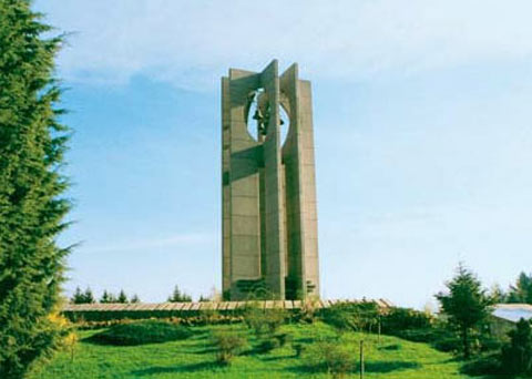 Monday's Monument: Bells Monument, Sofia, Bulgaria