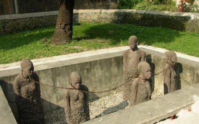 Monday's Monument: Slave Market Memorial, Stone Town, Tanzania