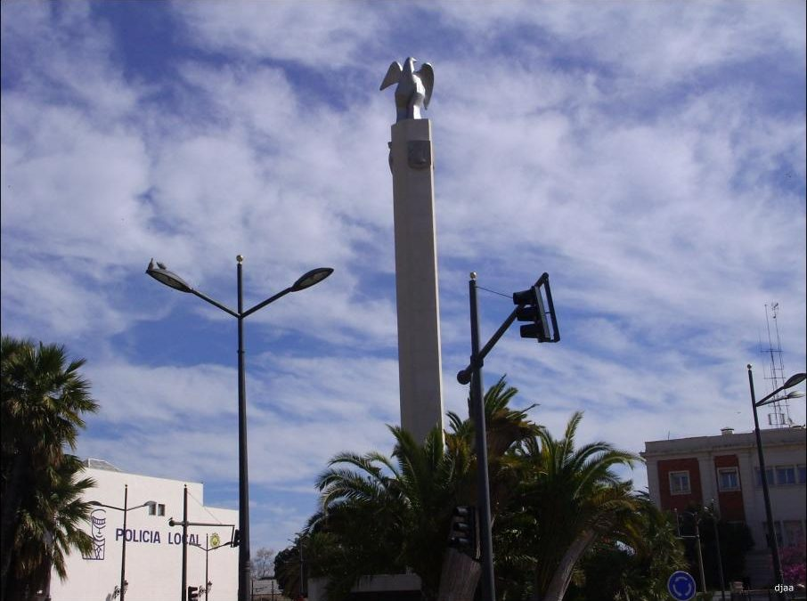 Monday's Monument: A la Paz, Valencia, Spain