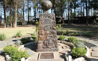 Monday's Monument: Dag Hammarskjöld Crash Site Memorial, Ndola, Zambia