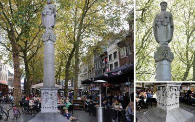 Monday's Monument: Peace Statue Judith, Breda, Netherlands