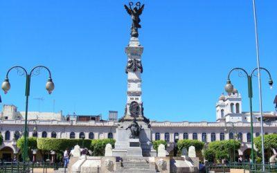 Monday's Monument: Monumento del Primer Grito de la Independencia de Centro América, San Salvador, El Salvador