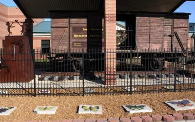 Monday's Monument: Children's Holocaust (Paper Clip) Memorial, Whitwell, Tennessee